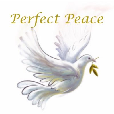 His 'Perfect Peace' Refresher Course