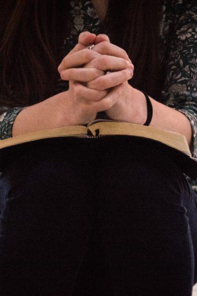 Days 1,2,3,4,5 Lenten Prayer Challenge
