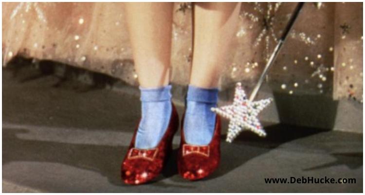 Dorothy got it Right!