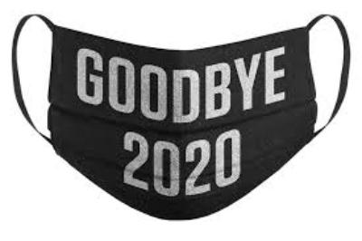 Good bye 2020!